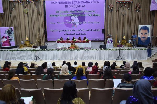 زلال جكر: الأنظمة المستبدة عملت على صهر وإبادة ثقافة المرأة