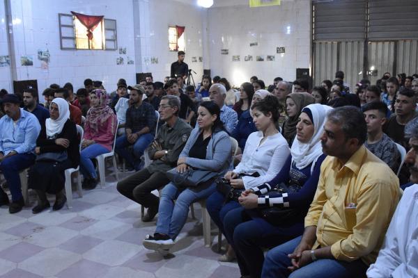 الإعلان عن أسماء الفائزين في مسابقة الشّهيد غرزان الأدبيّة وتكريمهم