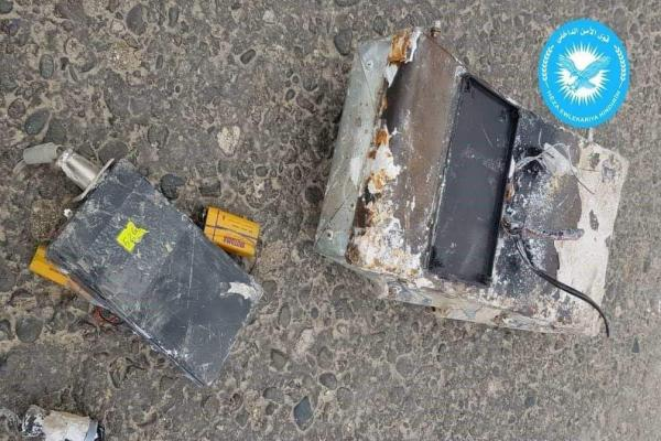 قوى الأمن تفشل مخططات لتفجير ألغام في مدينة منبج