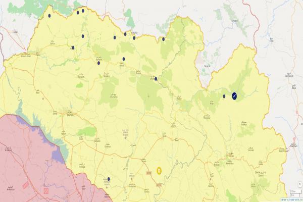 بالصور... تركيا تحتل 30 كم وتتمركز في 34 موقعًا في باشور كردستان