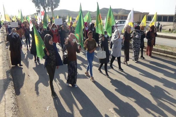 ′داعش لم ينتهِ ولازال موجوداً ومتمثلاً بتركيا ومرتزقتها′