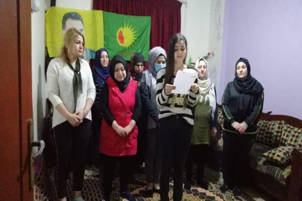 مؤتمر ستار في لبنان يستذكر الشهيدة شيلان كوباني ورفاقها المناضلين