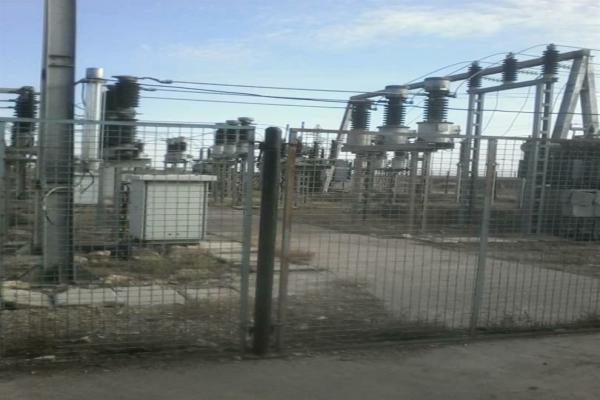 تركيا ومرتزقتها يسرقون التيار الكهربائي المخصص لتغذية محطة علوك