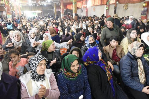 حلب... احتفالية بمناسبة مرور 16عاماً على تأسيس مؤتمر ستار