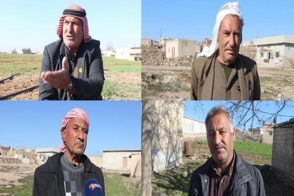 أهالي قرى شرق كوباني: التشبث بالأرض سبيل النصر