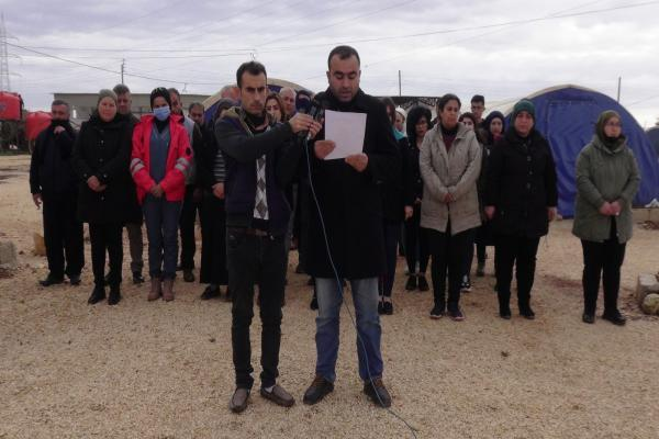 منظمات المجتمع المدني وأحزاب سياسية تحمّل المجتمع الدولي مسؤولية استمرار الاحتلال التركي لعفرين