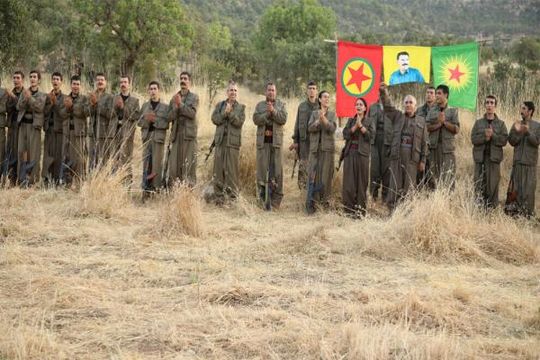 HPG: القضاء على 1005 من جنود الاحتلال التّركيّ خلال عام 2020