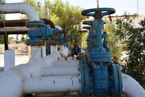 15 ألف متر مكعب سيؤمنه مشروع استجرار مياه الفرات للحسكة