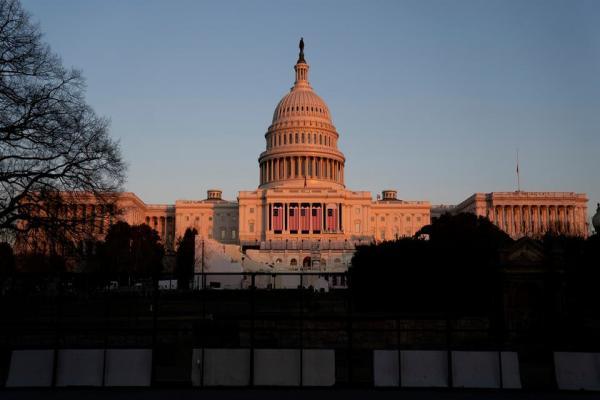 وسائل إعلام أمريكية: إغلاق مبنى الكونغرس بسبب تهديد أمني خارجي