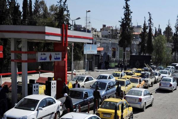 حكومة دمشق ترفع سعر مبيع مادّة البنزين