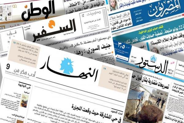 صحف عربية: رؤية أمريكية جديدة بشأن سوريا والضرورات الإقليمية تفرض عودة العلاقات بين مصر وقطر
