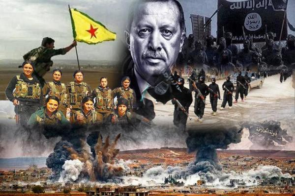 في ذكرى انتصار كوباني.. تركيا ومرتزقتها خطر جديد يهدد المنطقة والعالم!
