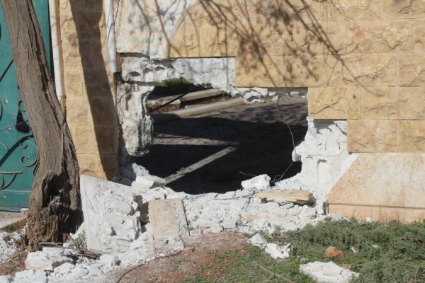 بعد قصف تركي.. أهالي قرية مميت يؤكدون أنهم سيقاومون كل الهجمات