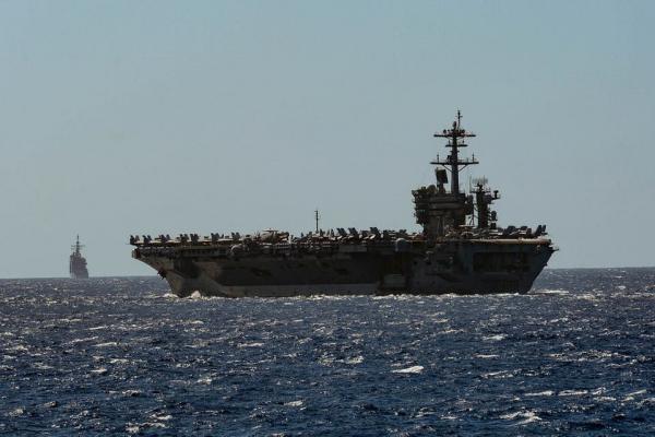 واشنطن ترسل تعزيزات عسكرية لدعم تايوان في وجه الصين