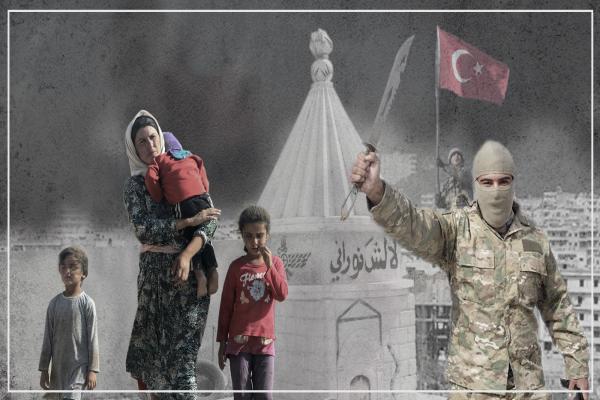 بين شنكال وعفرين.. النساء الإيزديات في مواجهة الإبادة التركية