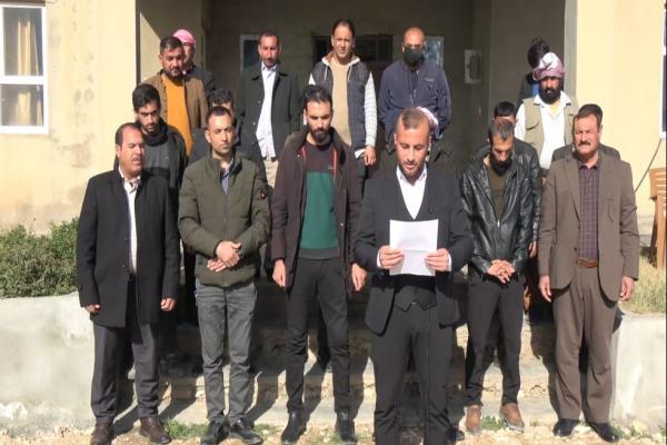 حزب إيزيدي يرفض التهديدات التركية وينتقد صمت الحكومة العراقية