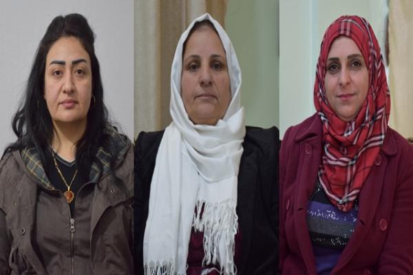 ′يحاولون فرض نموذج داعش على المرأة'