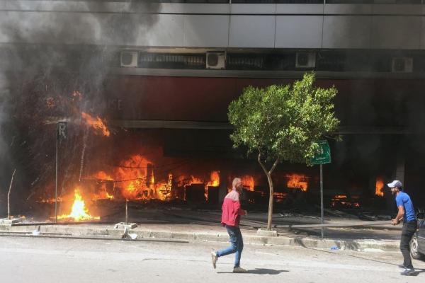 هدوء في لبنان بعد ليلة مواجهات أسفرت عن قتلى وجرحى