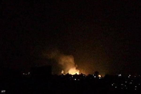 غارات أميركية على مواقع لمجموعات موالية لإيران في سوريا ومقتل 17 عنصرًا