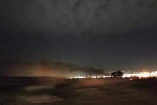 وسائل إعلام: استهداف معسكر للاحتلال التركي في نينوى بصاروخين