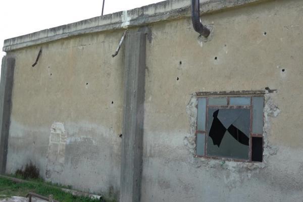 عن قصف قرية بوراز.. أهالي: القذائف المنهالة علينا لن ترهبنا