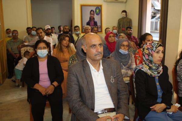 رابطة نوروز الثقافية الاجتماعية تعقد ندوة بمناسبة يوم اللغة الكردية في لبنان