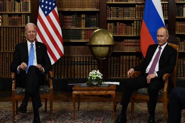 بوتين وبايدن يتففان على إعادة السفراء ويقرّان بوجود خلافات عديدة