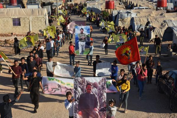 شبيبة إقليم عفرين يستنكرون هجمات الاحتلال التركيّ على جبال كردستان