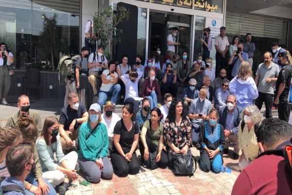 فاتوش كوكسونغور: الذين استقبلوا المرتزقة على السجاد الأحمر منعوا المطالبين بالسلام