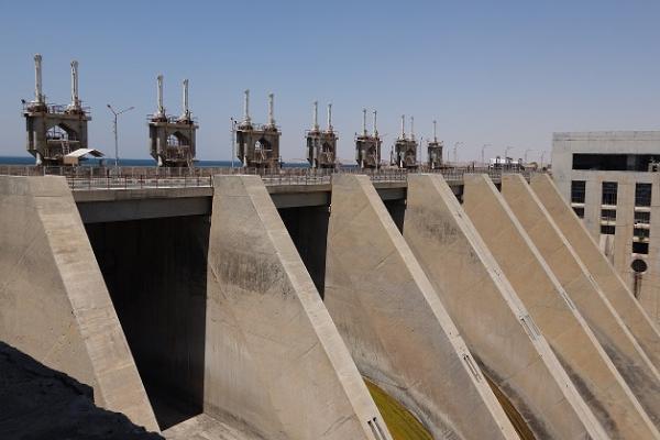 منسق سد الفرات يؤكد عدم وجود تغيرات في كميات الوارد المائي إلى سوريا