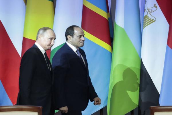 تقرير أميركي: وسط توترات مع روسيا بشأن سد النهضة.. مصر تؤجل بناء محطة للطاقة النووية