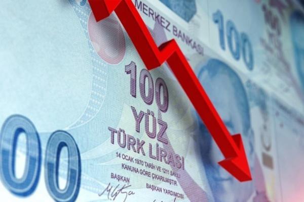 انهيار متواصل لليرة التركية مقابل الدولار