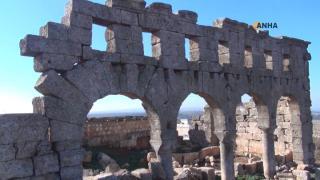 أربعة من أهم المواقع الأثرية في مرمى القذائف التركية