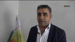 رزكار قاسم: على الأحزاب الكردية الاتحاد ونبذ الخلافات لردع العدوان التركي