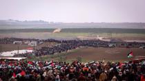 الفلسطينيون يترقبون 15 مايو المقبل .. ماذا يحمل لغزة !؟