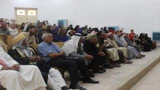 الاستماع لمطالب وشكاوي ذوي الشهداء ناحية تل حميس