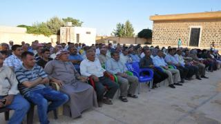 محاضرة واستذكار شهداء سروج ضمن فعاليات مهرجان كوباني