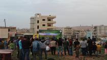 فعالية داعمة لمقاومة العصر في كوباني