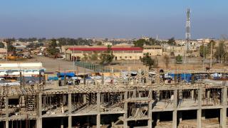 ''الطبقة سنتر'' المشروع الأضخم في شمال وشرق سوريا