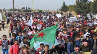 أطفال كري سبي: أردوغان يقتلنا أين حماة حقوق الطفل
