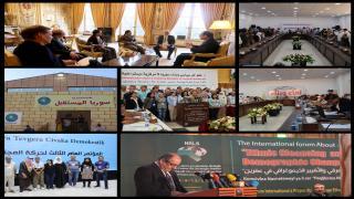 منعطفات سياسية ودبلوماسية هامة في الشمال السوري خلال عام 2018