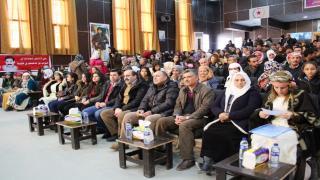PYD يعقد المؤتمر الأول للحزب على مستوى ناحية القناية في كوباني