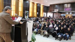 تنظيم PYD في ناحية قناية ينتخب إدارة له خلال مؤتمر