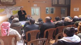 حكمت الحبيب: نحن منفتحون على الحوار لأن هدفنا وحدة الأراضي السورية وحماية مكتسبات الشعب