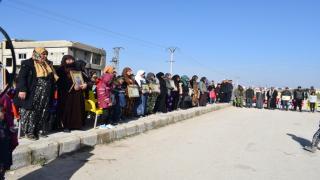 حضور واسع لذوي الشهداء في فعاليات اليوم الـ29 من اعتصام كري سبي
