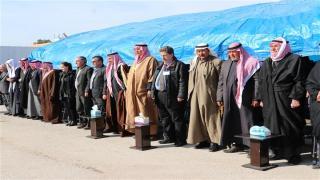 حزب سوريا المستقبل يفتتح مكتباً له في الشدادي