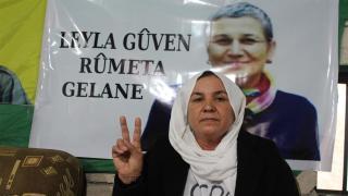 تضامناً مع مطالب ليلى كوفن30 من إيزيديي شنكال يضربون عن الطعام