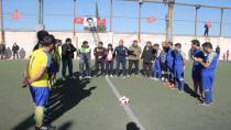 فريق شباب عفرين يتوج بلقب دوري نظم في مقاطعة الشهباء