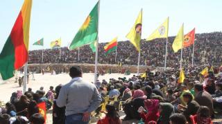 المهباش في نوروز كوباني: من انتصروا في كوباني وكسروا اسطورة داعش سيحررون عفرين