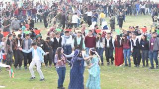 اختتام احتفالية الشهباء بالتأكيد على الاحتفال بنوروز 2020 في عفرين